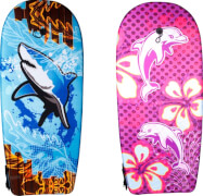 Splash & Fun Bodyboard Waves, 2-fach sortiert, Länge 102 cm