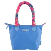 Depesche 10085 Trend LOVE Handtasche klein azur