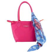 Depesche 10086 Trend LOVE Handtasche klein fuchsia