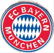 FC Bayern Pin Logo