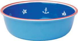 Melamin-Schale Capt`n Sharky