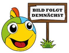Sterntaler Baby-Rasselsöckchen Blume Gr.16