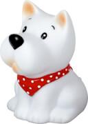 Die Spiegelburg - Nachtlicht Hund, inkl. Battertien