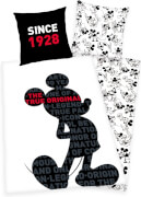 Herding 90 Jahre Mickey Mouse Bettwäsche